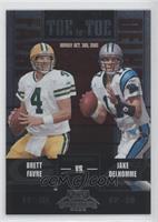 Brett Favre, Jake Delhomme /450