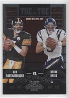 Ben Roethlisberger, Drew Brees /450
