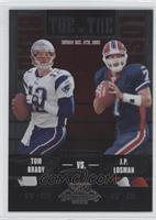 J.P. Losman, Tom Brady /450