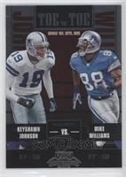 Keyshawn Johnson, Mike Williams (2010) /450