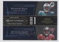 Ronnie Brown, Carnell Williams /750