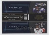 Mark Clayton, Roddy White /750