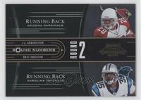 J.J. Arrington, Reggie Brown, Vincent Jackson, Eric Shelton /1000
