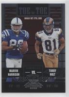 Marvin Harrison, Torry Holt /450