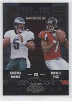 Donovan McNabb, Michael Vick /450