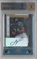 Rookie Ticket - Alvin Pearman [BGS 9]