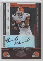 Rookie Ticket - Braylon Edwards