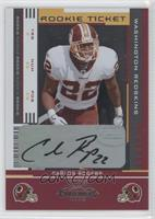 Rookie Ticket - Carlos Rogers