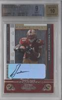 Rookie Ticket - Frank Gore [BGS 9]