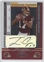 Rookie Ticket - Jason Campbell