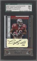 Rookie Ticket - Larry Brackins [SGC 98]