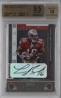Rookie Ticket - Larry Brackins [BGS 9.5]