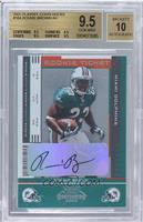 Rookie Ticket - Ronnie Brown /550 [BGS 9.5]