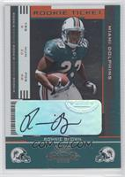 Rookie Ticket - Ronnie Brown /550
