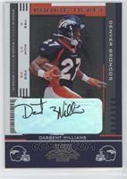 Rookie Ticket - Darrent Williams