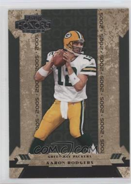 2005 Playoff Honors - [Base] #111 - Aaron Rodgers /699