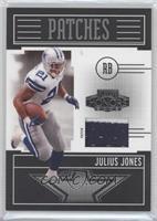 Julius Jones /75