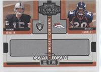 Andrew Walter, Mark Clayton, Roscoe Parrish, Vincent Jackson /250
