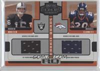 Andrew Walter, Vincent Jackson, Maurice Clarett, Roscoe Parrish /250