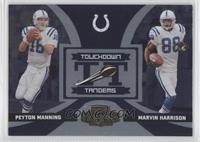Marvin Harrison, Peyton Manning /250