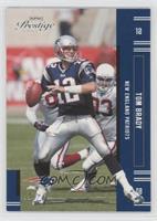 Tom Brady (Kellen Winslow Jr. Back)