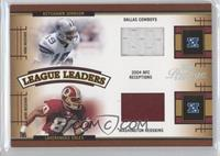 Laveranues Coles, Keyshawn Johnson /250