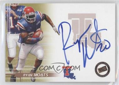 2005 Press Pass - Autographs - Bronze #RYMO - Ryan Moats