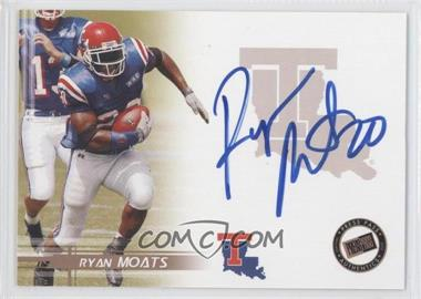 2005 Press Pass Autographs Bronze #RYMO - Ryan Moats
