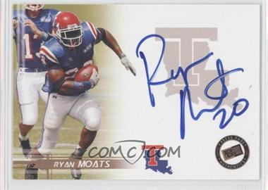 2005 Press Pass Autographs Bronze #RYMO - Ryan Moats