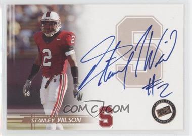 2005 Press Pass Autographs Bronze #STWI - Stanley Wilson
