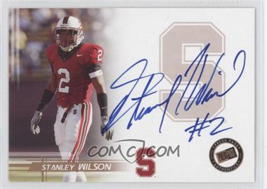 2005 Press Pass Autographs Bronze #STWI - Stanley Wilson