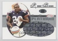 Ronnie Brown #22/50