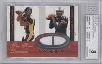 Aaron Rodgers, Jason Campbell /99 [BGS 8]