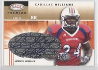 Cadillac Williams /10