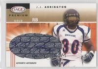 J.J. Arrington #2/10