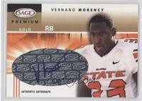 Vernand Morency /10