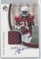 Antrel Rolle /499