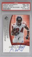 Roddy White [PSA 10]