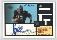 Marcus Allen /50