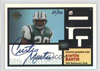 Curtis Martin /50