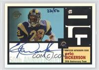 Eric Dickerson /50