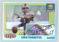 Gino Torretta /55