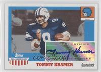 Tommy Kramer