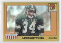 Lorenzo White /55