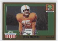 John Majors /555