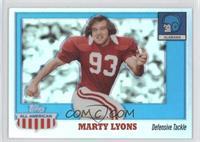 Marty Lyons /55