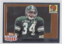 Lorenzo White /555