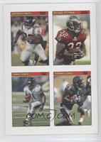 Onterrio Smith, Michael Pittman, Jamal Lewis, Thomas Jones