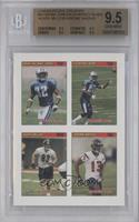 Adrian Jones, Courtney Roby, Heath Miller [BGS 9.5]