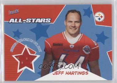 2005 Topps Bazooka All-Stars Relics #BA-JH - Jeff Hartings